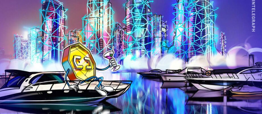 Dubai adopts cryptocurrency payments